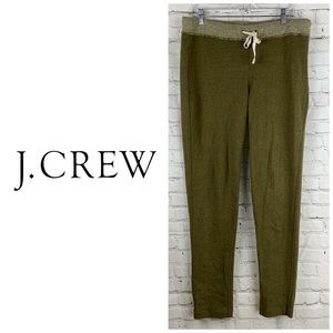 J Crew Knit Drawstring Pants
